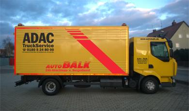 RENAULT Werkstattwagen