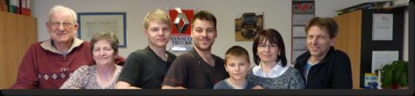 Das Balk-Team